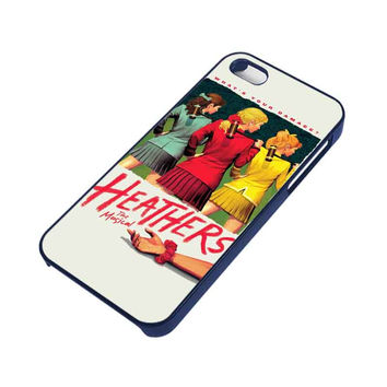 HEATHERS BROADWAY MUSICAL iPhone 5 / 5S Case