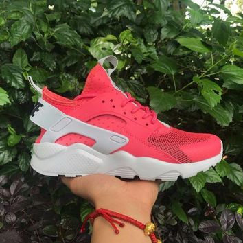 Tagre™ ONETOW Best Online Sale Nike Air Huarache 4 Red Women Hurache Running Sport Casual Shoes Sneakers - 101
