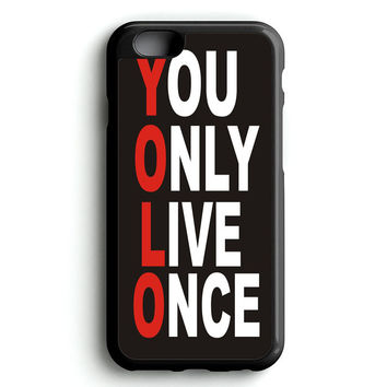 Yolo iPhone 4s iphone 5s iphone 5c iphone 6 Plus Case | iPod Touch 4 iPod Touch 5 Case