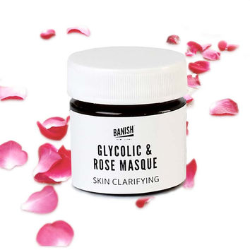 Glycolic and Rose Masque