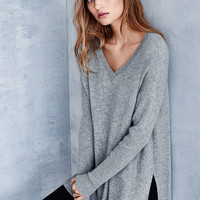 Cashmere V-neck Tunic - Victoria's Secret