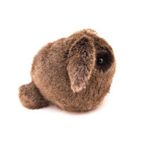 Jack the Lop Eared Bunny Rabbit Plush Stuffed Animal Toy -   4x5 Inches Small Size