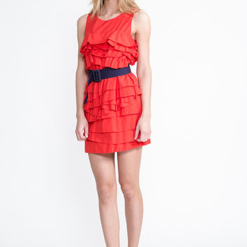 3.1 Phillip Lim Red Dress