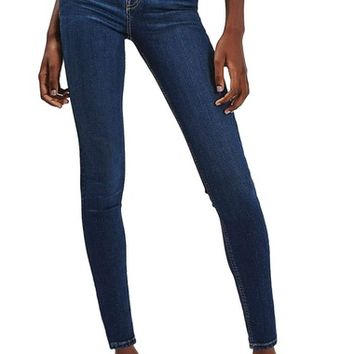Topshop Jamie High Rise Ankle Skinny Jeans | Nordstrom