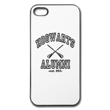 Hogwarts Alumni iPhone Case