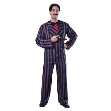 Addams Family GomezMens Adult Costume
