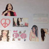 Bethany Mota ~ Motavator Stickers - Set of 8