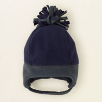 glacier fleece hat