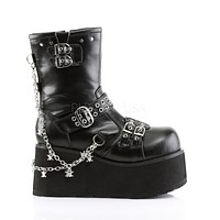 Demonia Lolita Platform Boots with Detachable Chains