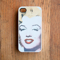 Marilyn Monroe iPhone 4 Case New iPhone 4 & iPhone by afterimages