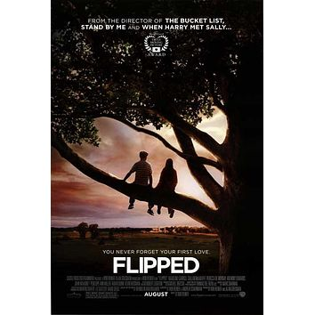 Flipped 27x40 Movie Poster (2010)