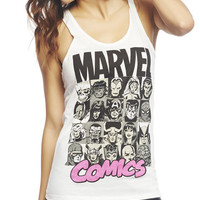 Marvel™ Heroes Tank | Wet Seal