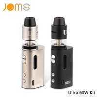 JomoTech Ultra 60w VTC Electronic Cigarette Kit Box Mod Variable Waltage 1-60w E-Cigarette Kit With Battery Coil Jomo-188