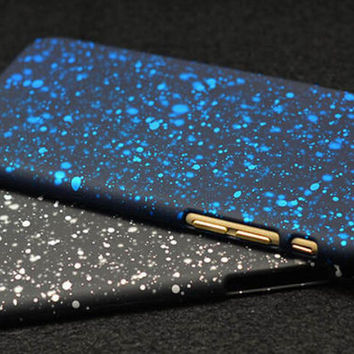 Starry Sky iPhone 7 7 Plus & iPhone 6 6s Plus & iPhone 5s se Case Personal Tailor Cover -0321