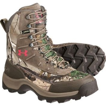 Under Armour® Women's Brow Tine 800-Gram Hunting Boots : Cabela's
