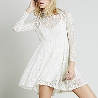 Free People Dress Hearts Delight Dress