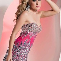 Jasz Couture 4823 at Prom Dress Shop
