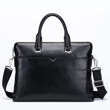 L# ale business man handbag shoulder briefcase really Hippie cross computer bag fashion FREE SHIPPING