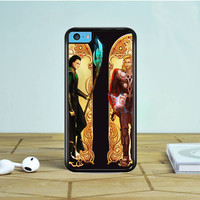 Avangers Loki And Thor iPhone 5 5S 5C Case Dewantary