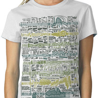 Crazy Sheet Music Funny Shirt