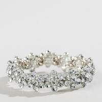 Amelia Crystal Stretch Bracelet