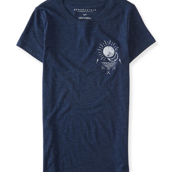 Sun And Moon Graphic T