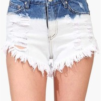 Spring Fever Short - Blue