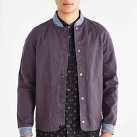 Native Youth Bronson Cotton Jacket- Navy