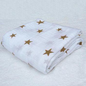 Clearance Sales Muslin Baby Blanket &Swaddling Baby Swaddle Envelopes Blankets For Baby For Newborns