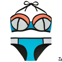 Retro Bikini-Retro 2-Piece Bikini-Swimwear-Womens Bathing Suits