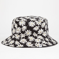 Ditsy Floral Reversible Womens Bucket Hat | Hats