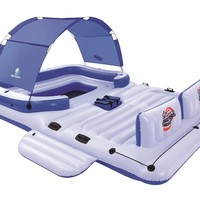 Bestway CoolerZ Tropical Breeze 6-Person Floating Island