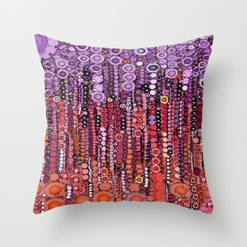 :: Hot Venom :: Throw Pillow by :: GaleStorm Artworks ::