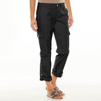 SONOMA life + style Convertible Utility Pants