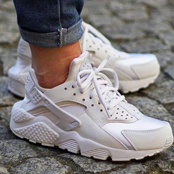 Nike Air Huarache Women Casual Running Sport Shoes Sneakers