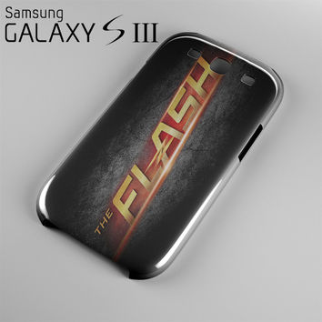 The Flash Season 2 Case For Samsung Galaxy S3, S4, S5 TF5