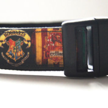 Harry Potter Dog Collar Adjustable Sizes (M, L, XL)