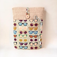 Sunglasses iPad Sleeve, Eyeglasses iPad Sleeve ipad 10 5 sleeve ipad 12 9 sleeve ipad 9 7 sleeve ipad air case ipad 10 5 case ipad 12 9 case