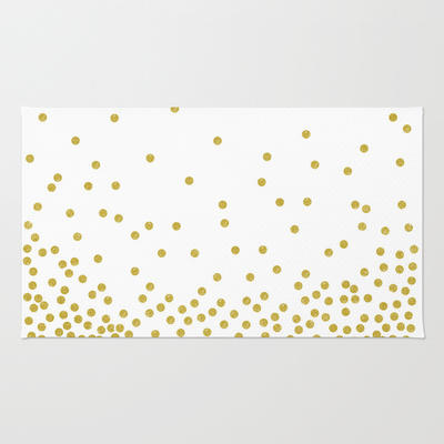 gold polka dots background the hippest