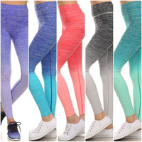Ombre Active Leggings