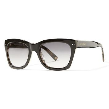 Banana Republic Margeaux Sunglasses Size One Size - Gray texture