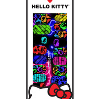 NCLA Hello Kitty Neon Nail Wraps Multi One