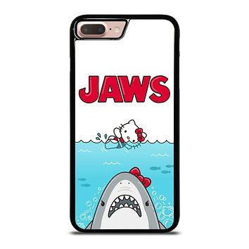 JAWS HELLO KITTY iPhone 8 Plus Case Cover