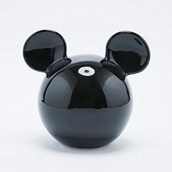 Disney Mickey Mouse Money Bank in Black - Urban Outfitters
