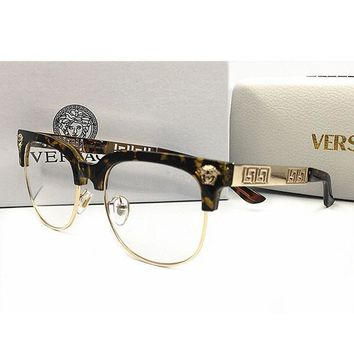 Versace Women Fashion Popular Shades Eyeglasses Glasses Sunglasses