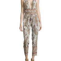 Liette Sleeveless Jumpsuit, Apparition, Size: