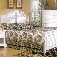 Seabrook Queen Panel Bed