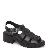 Mia Noti Sandals - Womens Sandals - Black