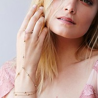 Free People Rosary Wrap Handpiece