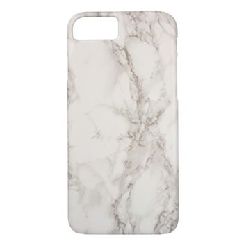 Marble Stone Case-Mate Barely There iPhone 7 Case